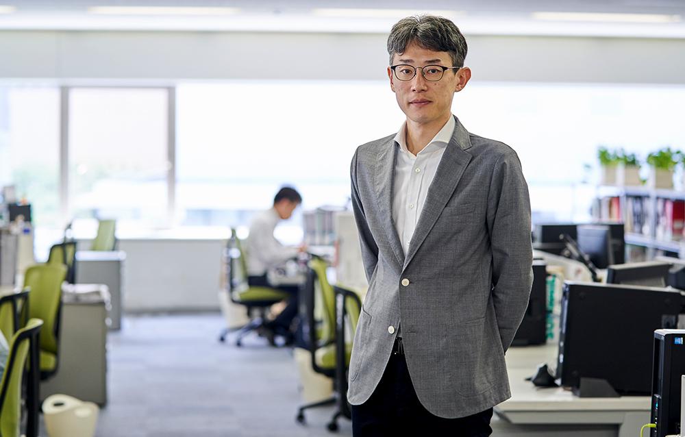 浅野 圭 計画部主幹 / 中途採用 入社9年目