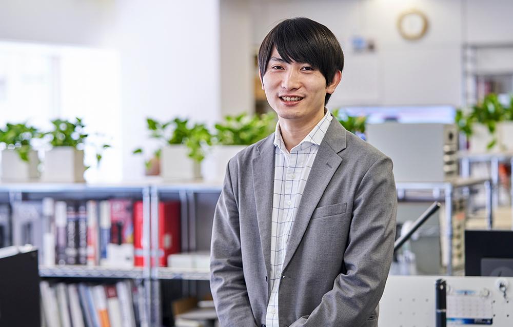 高橋 啓 計画部 / 新卒採用 入社6年目